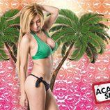 Brenda, en bikini participante de 'Acapulco Shore 2'