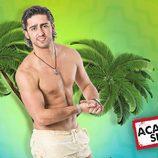 Caballero, participante de 'Acapulco Shore 2'
