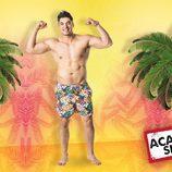 Jawy, en bañador, participante de 'Acapulco Shore 2'