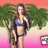 Karime, en bikini participante de 'Acapulco Shore 2'
