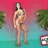 Mane, muy sexy, participante de 'Acapulco Shore 2'
