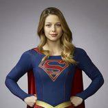 Melissa Benoist es Supergirl en 'Supergirl'