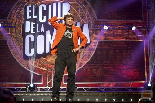 Salva Reina en la quinta temporada de 'El club de la comedia'