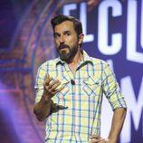 Santi Millán en la quinta temporada de 'El club de la comedia'