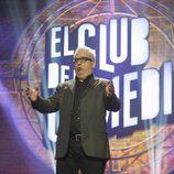 Leo Harlem en la quinta temporada de 'El club de la comedia'