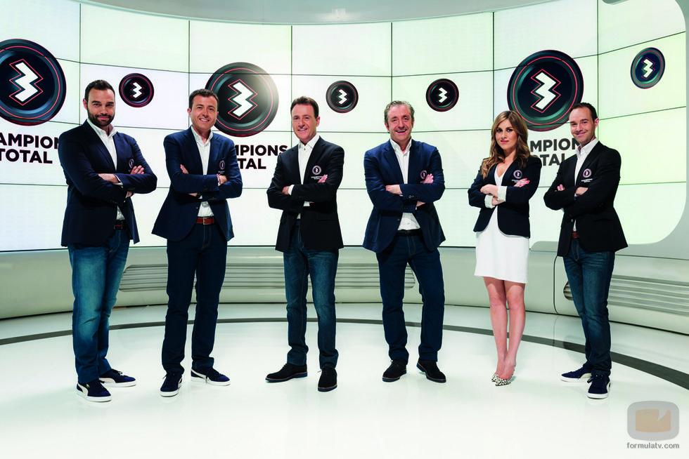 El equipo de 'ChampionsTotal'