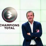 Josep Pedrerol en 'Champions Total'