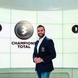 Antonio Esteva en 'Champions Total'