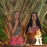 Luisa y Lorena durante su nominación en 'Pasaporte a la isla'