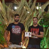 Christian e Isaac nominan en 'Pasaporte a la isla'