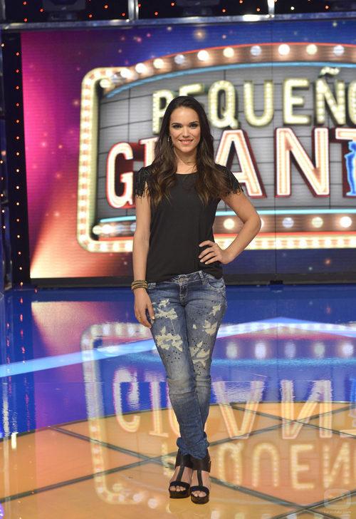 La Dama en la presentación de 'Pequeños Gigantes'