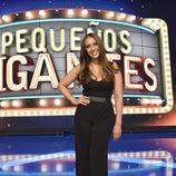 Mónica Naranjo será parte del jurado de 'Pequeños Gigantes'