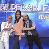 Pitingo, Ana Milán y Santiago Segura son el jurado de 'Insuperables'
