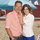 Joaquín Prat y Sandra Barneda presentan 'El programa del verano'