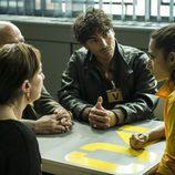 Saray tiene un vis a vis con su familia en el quinto capítulo de 'Vis a vis'