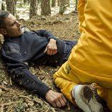 Fabio sufre una herida de bala en el quinto capítulo de 'Vis a vis'