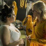 Anabel y Macarena en el cuarto capítulo de 'Vis a Vis'