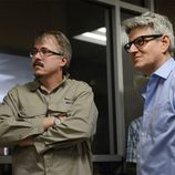 Vince Gilligan y Peter Gould, creadores de 'Better Call Saul'