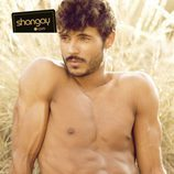 Diego Martínez impresiona en bañador para la revista Shangay