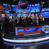 Todos los corresponsales de 'The Daily Show' despiden a Jon Stewart