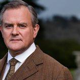 Robert Crawley en una de las fotos promocionales de 'Downton Abbey'