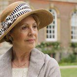 Isobel Crawley en la foto promocional de 'Downton Abbey'