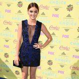 Lucy Hale en los Teen Choice Awards 2015