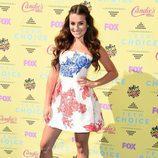 Lea Michele en los Teen Choice Awards 2015