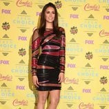 Nina Dobrev posa en el photocall de los Teen Choice Awards 2015