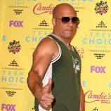 Vin Diesel en los Teen Choice Awards 2015
