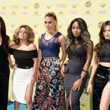Fifth Harmony en los Teen Choice Awards 2015