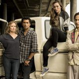 Protagonistas de 'Fear The Walking Dead'