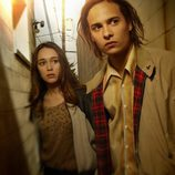 Alycia Debnam-Carey y Frank Dillane en 'Fear The Walking Dead'