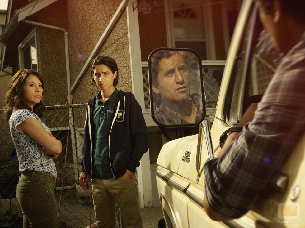 La familia Manawa en 'Fear The Walking Dead'