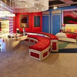 La zona de maquillaje de la casa del 'Celebrity Big Brother' de Channel 5