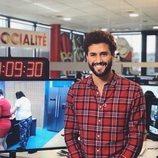 Javier de Hoyos, subdirector y reportero de 'Socialité'