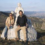 Iker Jiménez y Carmen Porter se preparan para la nueva temporada de 'Cuarto Milenio'
