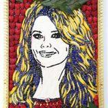 Cheryl, jurado de 'The X Factor', en su versión de Diosa griega