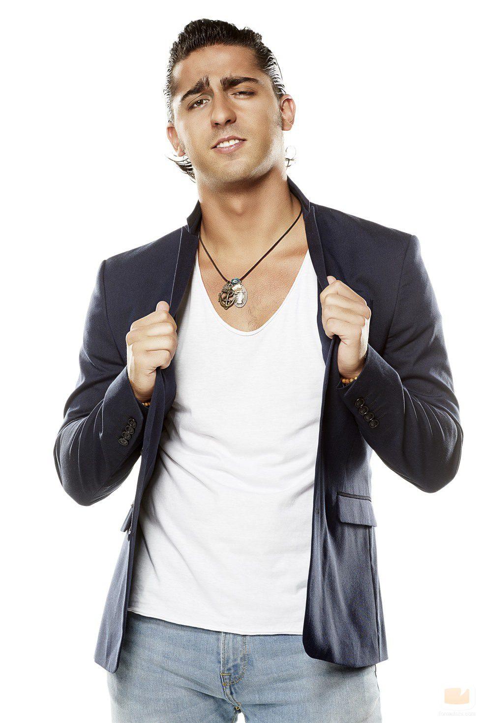 Caballero, participante del nuevo 'MTV Super Shore': Fotos - FormulaTV