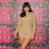 Kylie Jenner en la alfombra roja de los MTV VMA