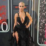 Rita Ora con un espectacular vestido en los MTV VMA