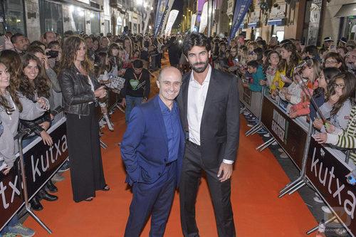 Pepe Viyuela y Rubén Cortada presentan 'Olmos y Robles' en el FesTVal