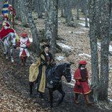 Carlos V llega a la península en 'Carlos, Rey Emperador'
