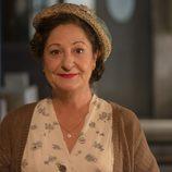 Rosario Pardo en el papel de Concha en la nueva temporada de 'Velvet'