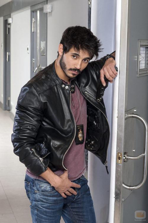 Diego Martínez interpreta a Santa en 'Rabia'