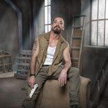 Ismael Martínez interpreta a Crespo en 'Rabia'
