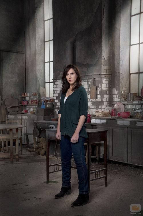 Malena Alterio interpreta a Silvia en 'Rabia'