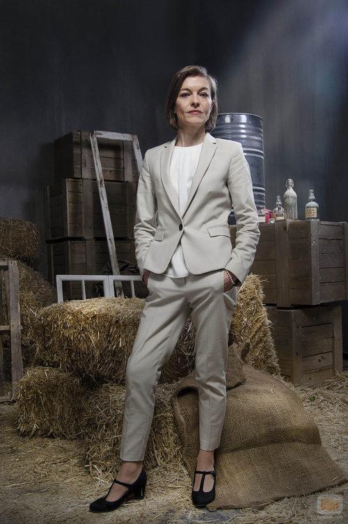 Nuria González interpreta a Nieves en 'Rabia'