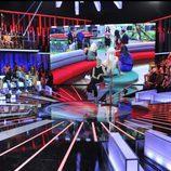 Mercedes Milá preside la primera gala de la 16 edición de 'Gran Hermano'