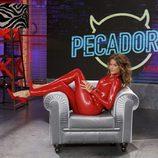 Mónica Martínez presenta el late night 'Pecadores'